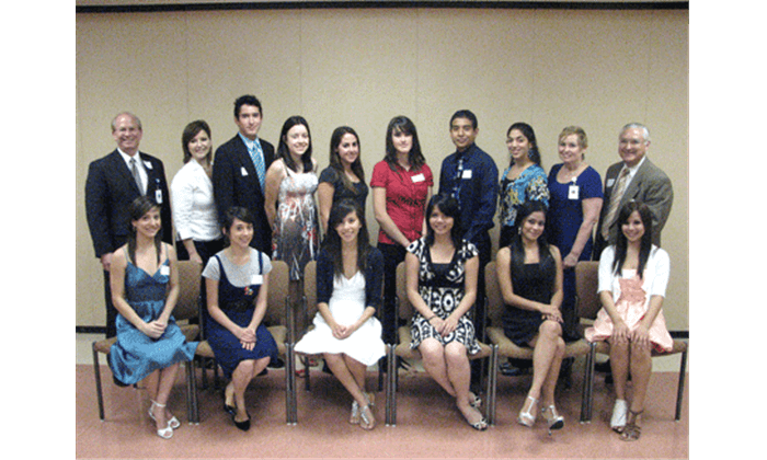 2009 scholarship winners