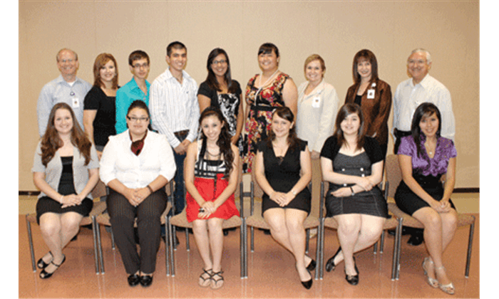 2010 scholarship winners